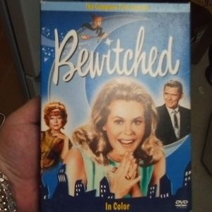 """Complete First Season Of """"Bewitched"""" In Color"""